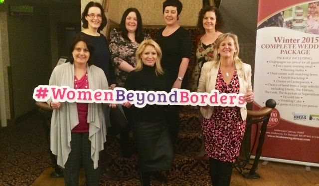 Donegal Businesswomen breakfast with Ireland's Tweeting Goddess!