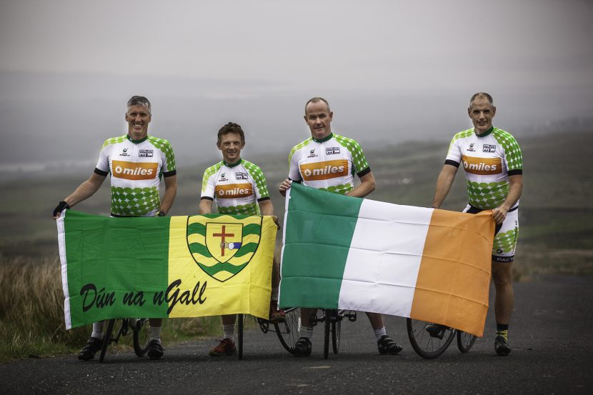 Team Donegal Oil Ireland
